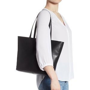 NWT Madewell The Abroad Tote Shoulder Purse